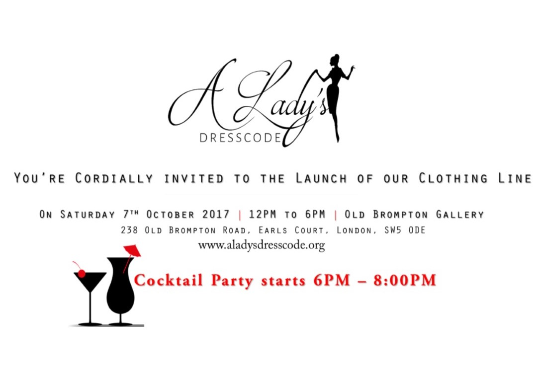 Clothing Line Launch
